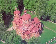 Храм свт. Николая в Беловежской пуще