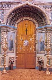 Иконостас храма свт. Николая