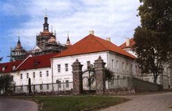 Супрасльский монастырь. 2000 г.