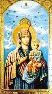 Супрасльская икона Божией Матери