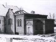 Так выглядела церковь Благовещения в 1947 г.