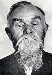 Епископ Горазд после двухмесячного тюремного заключения