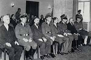 Судебный процесс над православным духовенством. Прага. 1942