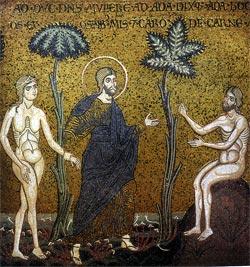 И создал Господь Бог из ребра, взятого у человека, жену, и привел ее к человеку