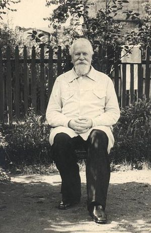 Митрополит Николай в Абхазии.