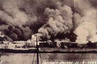 Смирна в огне. Сентябрь 1922 г.