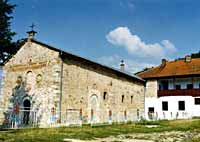 Монастырь Св.Троицы до разрушения