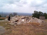 После взрыва в августе 1999г.