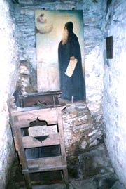 Испостница св.Саввы в Карее