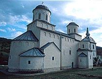 Храм Вознесения Господня в Милешеве