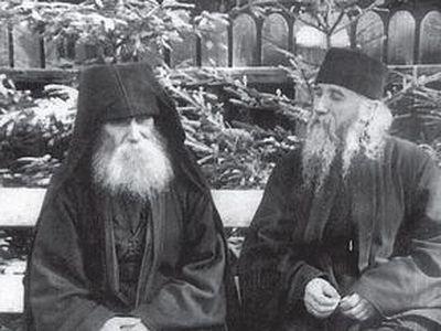 Старец Паисий Сихастрийский и Сихлский