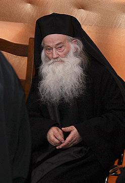 Отец Иустин (Пырву)