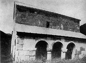 Южный фасад после реставрации