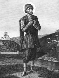 Святой мученик Або Тбилисский