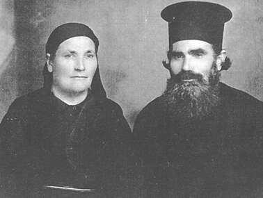 Священник Рафаил Раев