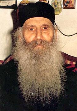 Блаженный старец Иаков (Тсаликис)