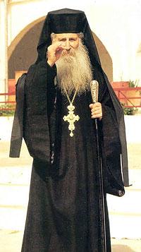 Благословение блаженного старца Иакова (Тсаликиса)