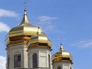Казанский кафедральный собор в Ставрополе