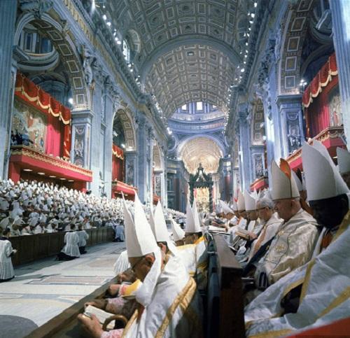 Второй Ватиканский (XXI Вселенский) Собор, 1962-1965 гг.