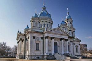 Троицкий собор в Сумах
