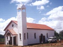 Православный храм св. Нектария в Фоненантсоа