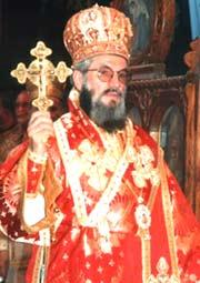 Епископ Шумадийский Иоанн