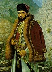 Митрополит Черногории Даниил (Петрович-Негош)