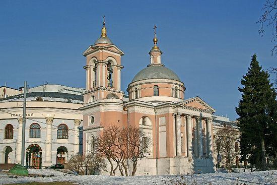 Церковь св. великомученицы Варвары на Варварке