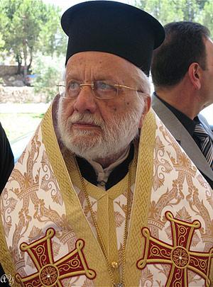 Митрополит Гор Ливанских Георгий (Ходр)