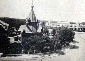 Свято-Николаевский кафедральный собор в Харбине
