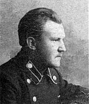 Семинарист Леонид Святин - студент Казанской духовной академии, 1915-1916 гг.