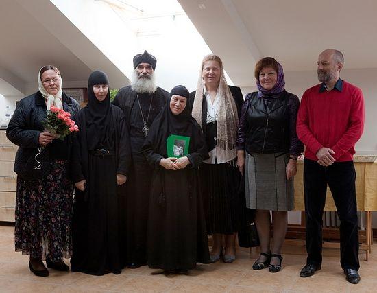 В Доме трудолюбия Свято-Елисаветинского монастыря