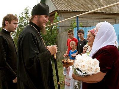 «Русскому человеку без жертвенности – просто смерть», – епископ Пахомий