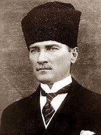 Мустафа Кемаль (Ататюрк)