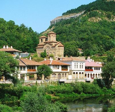 Церковь вмч. Димитрия Солунского в Велико-Тырнове. 1187 г.