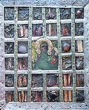 Икона Божией Матери «Одигитрия» из Рильского монастыря