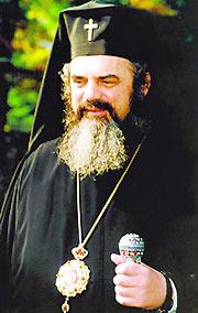 Святейший Патриарх Даниил