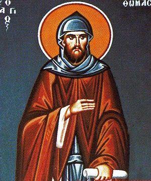 Преподобный Фома Дефуркин