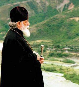 Святейший Католикос-Патриарх всея Грузии Илия II