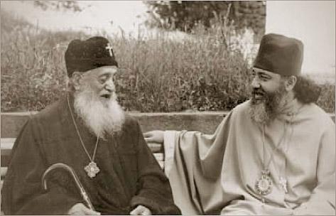 С Католикосом-Патриархом всея Грузии Ефремом II