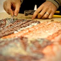 Мозаичная мастерская