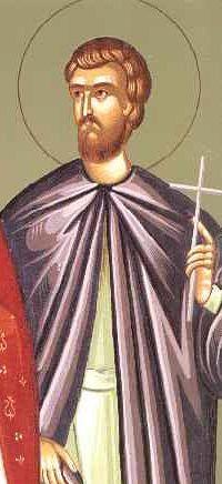 Святой мученик Марин