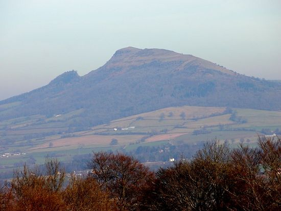 Skirrid Mountain.