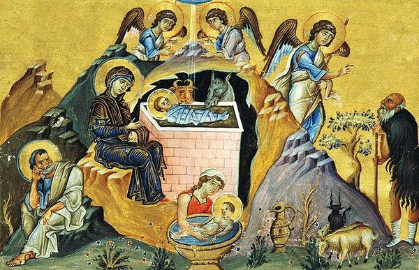 Старинные православные открытки