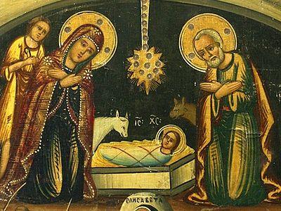 Детская радость Рождества