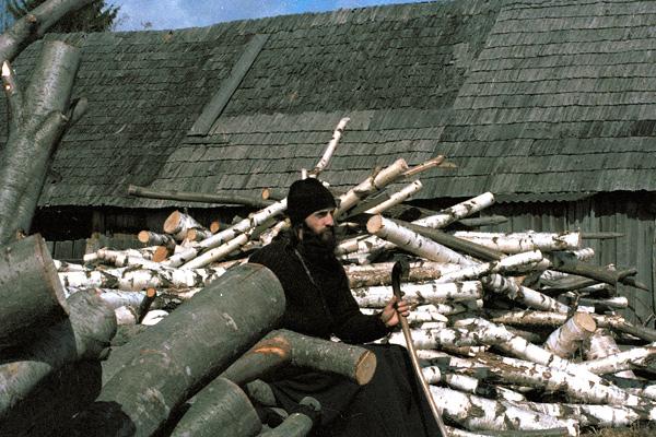 Инок Александр, ныне иеромонах Роман (Матюшин)