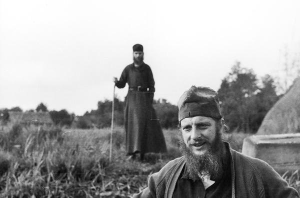 Отец Рафаил и отец Никита