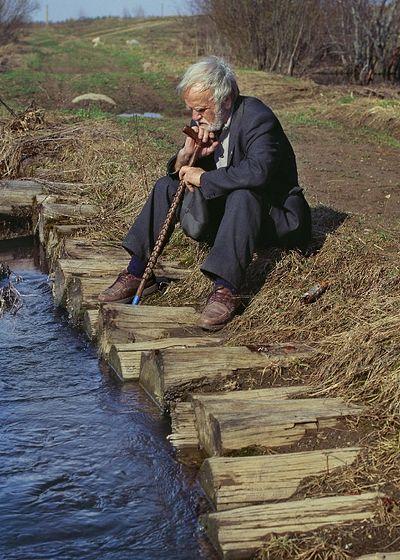 Василий Иванович Белов. Фото: А. Заболоцкий