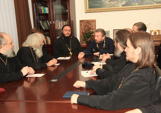 Совет Архангельской епархии рассмотрел ситуацию, сложившуюся в Сретенском храме села Заостровье