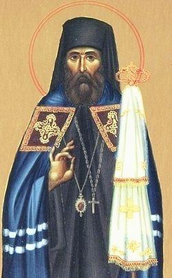 Священномученик Платон, епископ Ревельский
